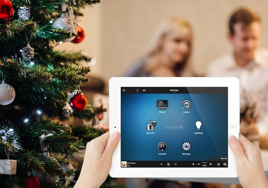 Getting Ready for the Holidays with Home Automation