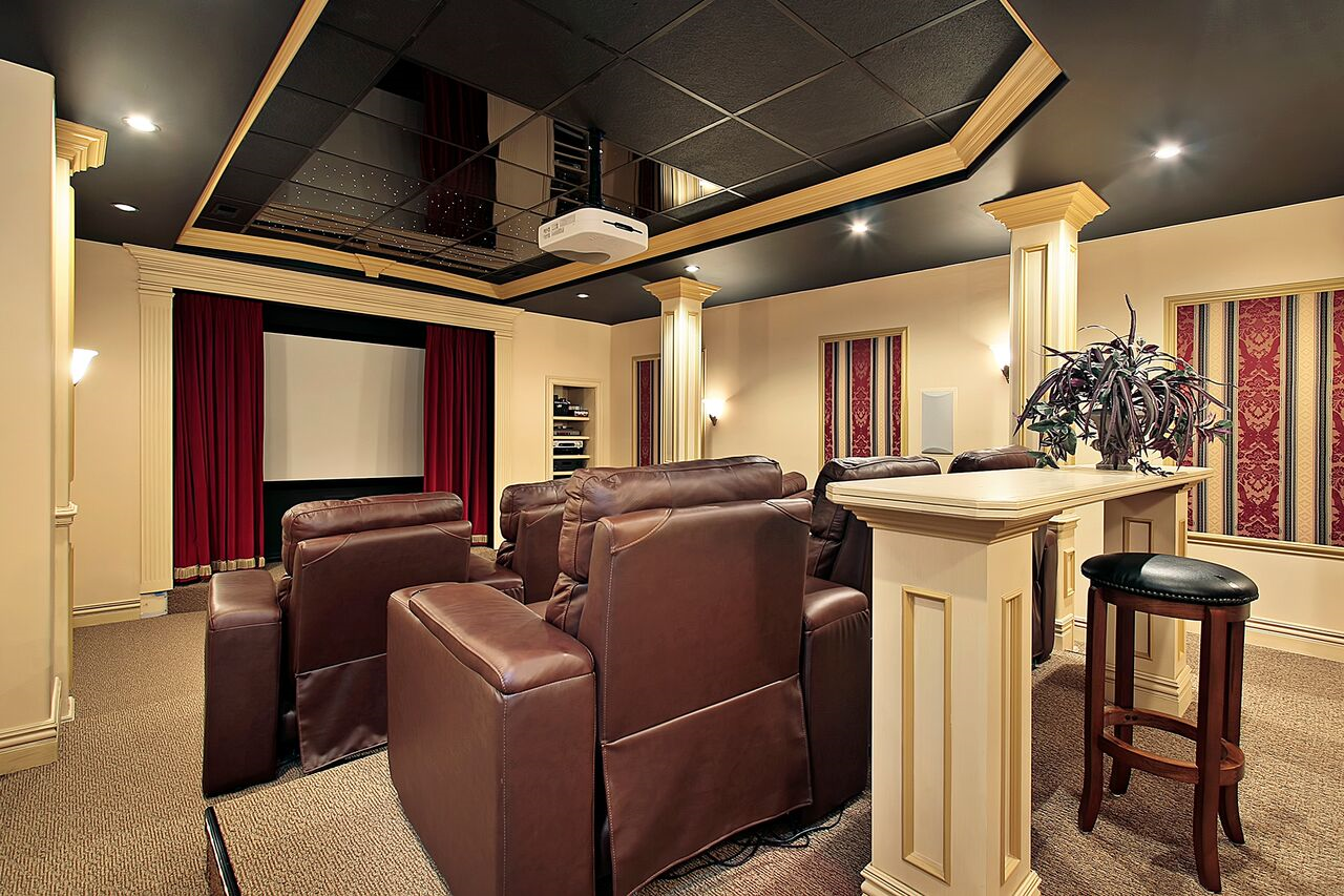 Spaces Spotlight: Home Lighting Control in Your Home Theater