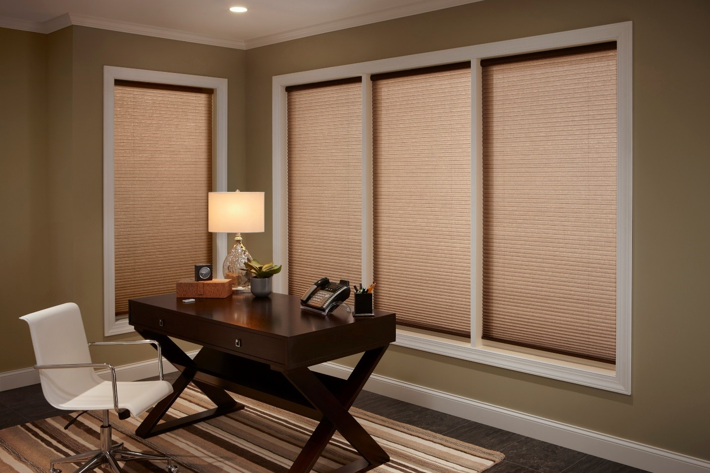 How Motorized Shades Help Protect Your Home