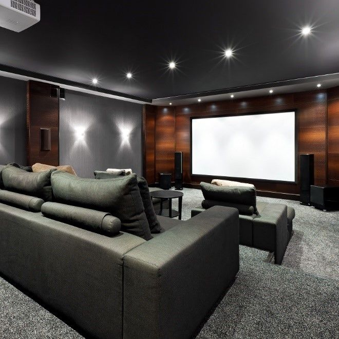 How Control4 Integration Improves Your Home Theater