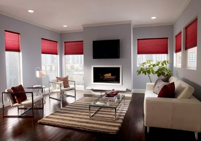 Keep Cool, Save Energy with Motorized Shades